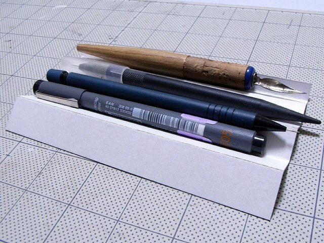 paper pentray
