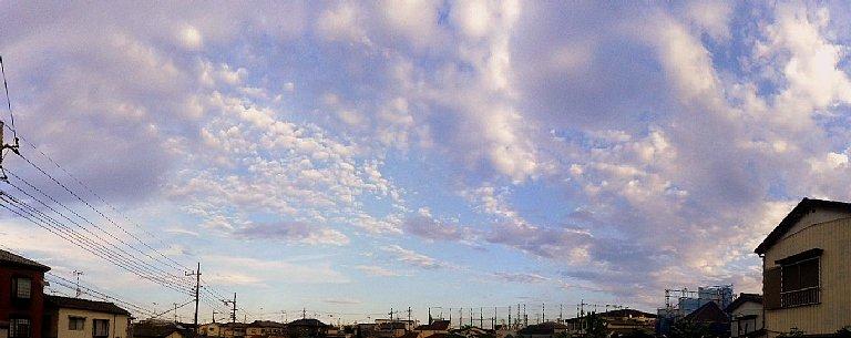 2014-08-02 の空