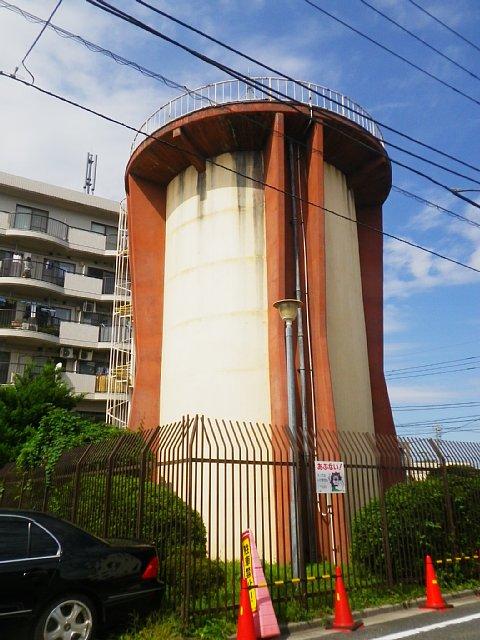 平和台貯水槽