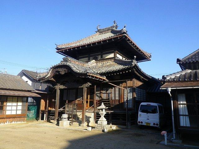 八幡山蓮福寺地蔵院
