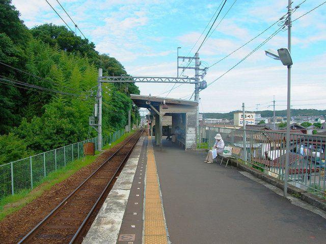 三木市 上の丸駅