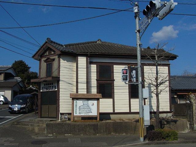 鳥井下公民館(鹿銀記念館)