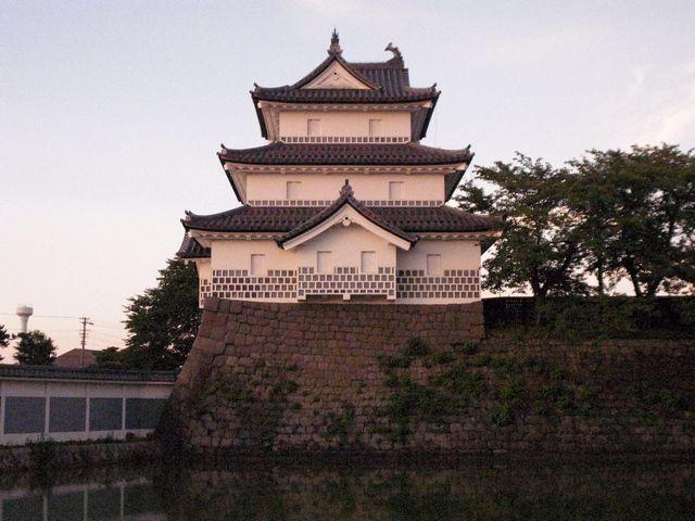 新発田城 復元御三階櫓