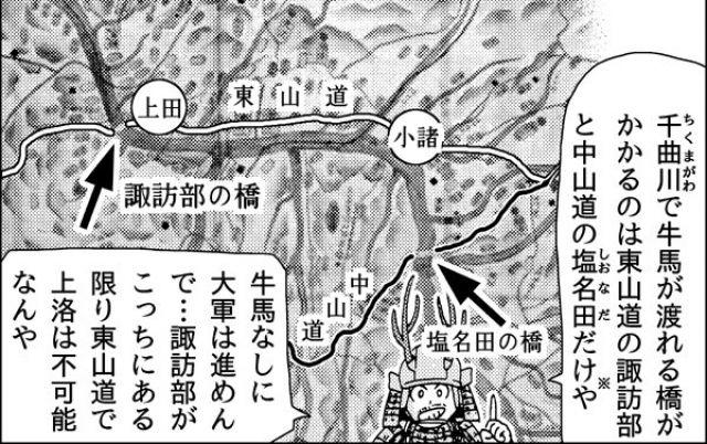 波乱万丈 第二次上田合戦