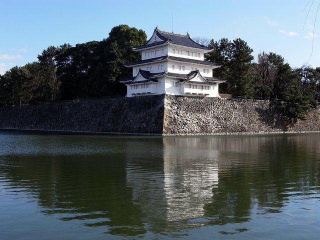 西北隅櫓(清州櫓)