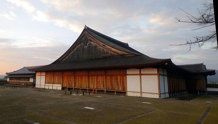 篠山城 復元大書院