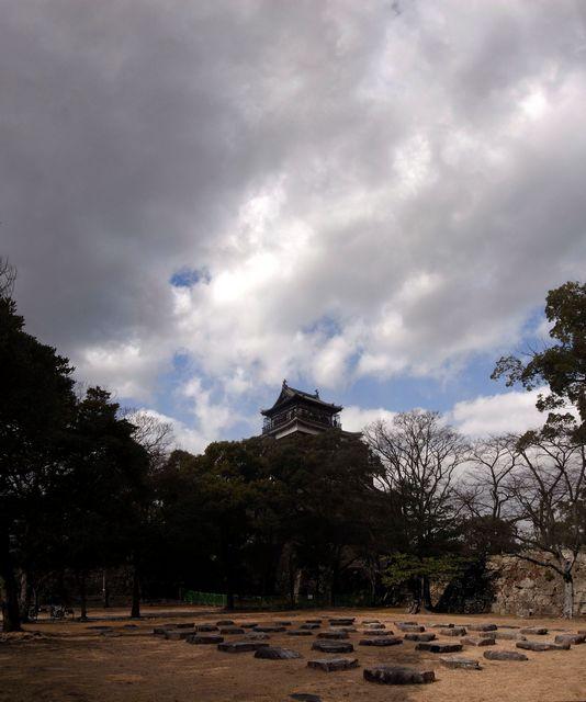 広島城 天守(外観復元)