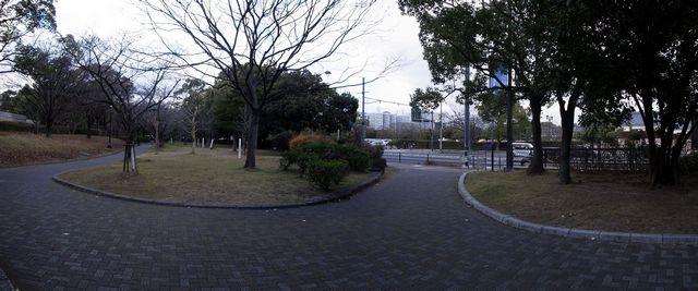 広島城 三の丸跡
