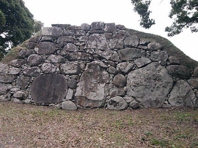 肥前名護屋城 三の丸櫓台
