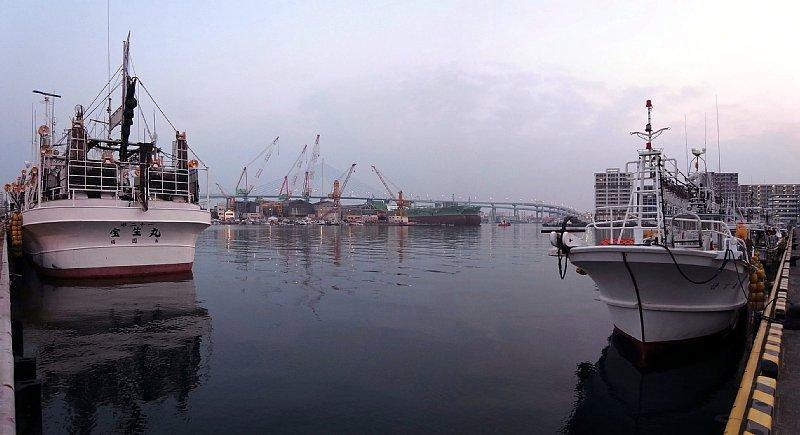 福岡港(長浜)