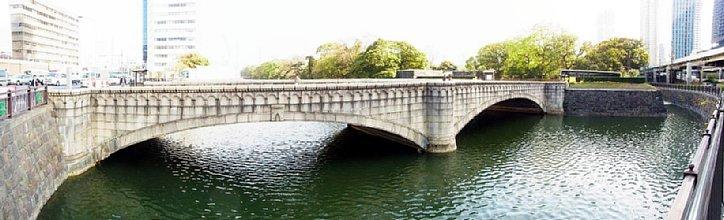 浜離宮 大手門橋