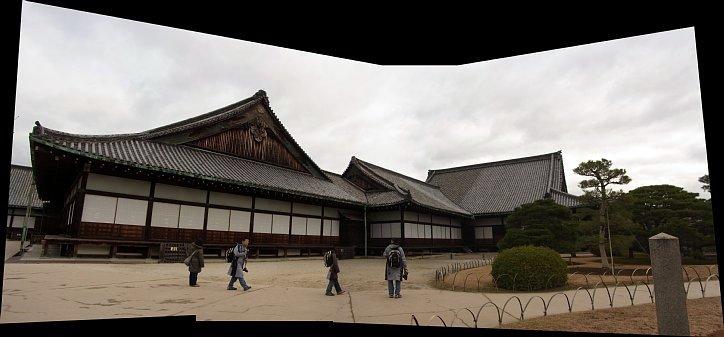 二条城 二の丸御殿 大広間-式台-遠侍