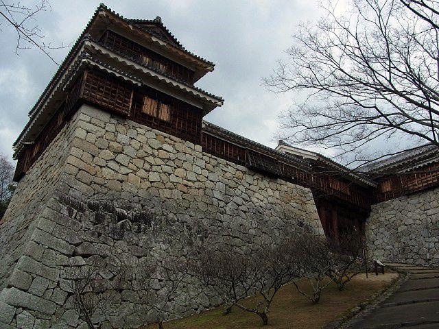 伊予松山城 乾櫓
