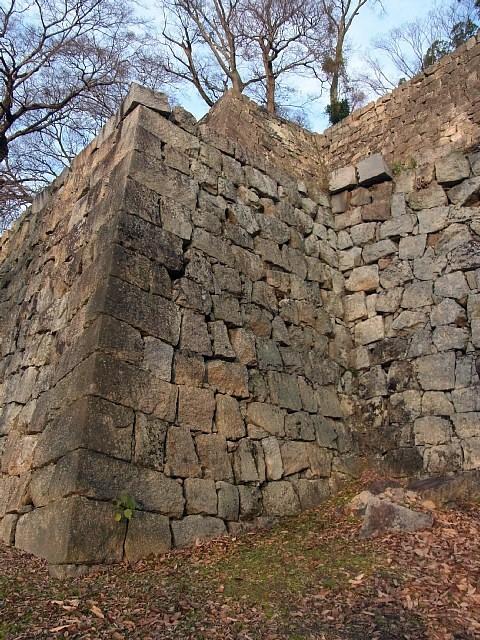 丸亀城 石垣