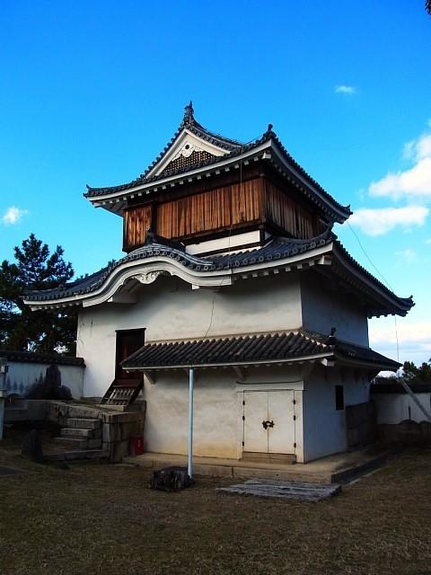岡山城 月見櫓(現存櫓)