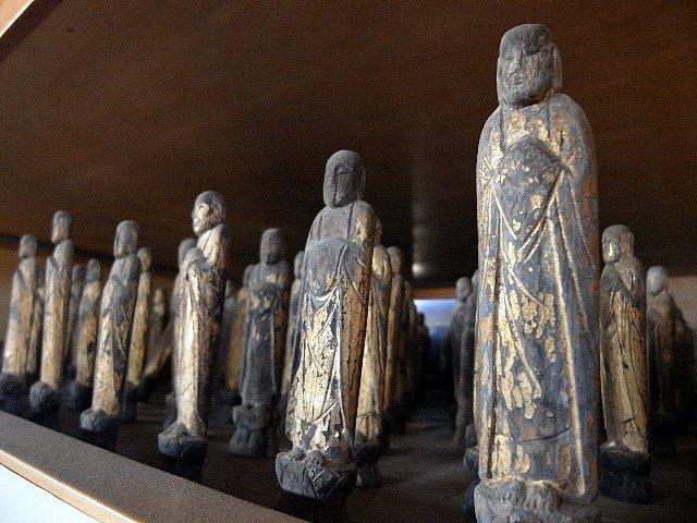 正福寺 2016-11-03 小地蔵尊像(江戸時代~1970年代)