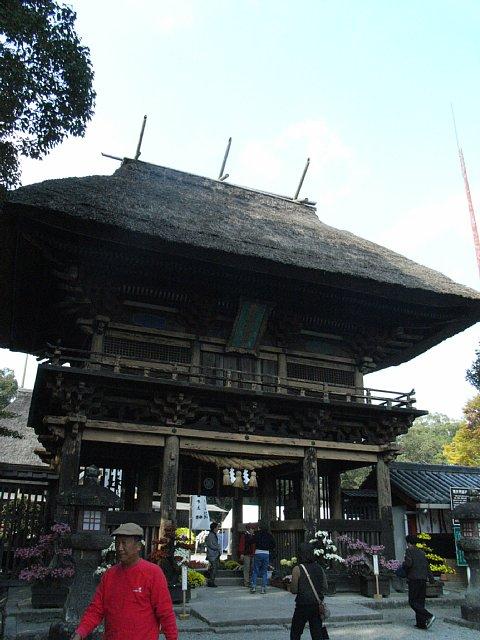 青井阿蘇神社(熊本県人吉市)