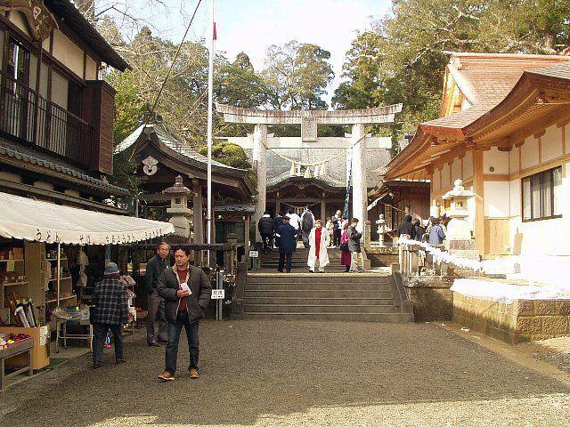 生目《いきめ》神社 (宮崎県宮崎市)
