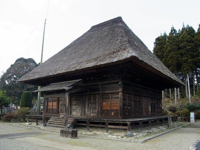 青蓮寺阿弥陀堂(熊本県多良木町)