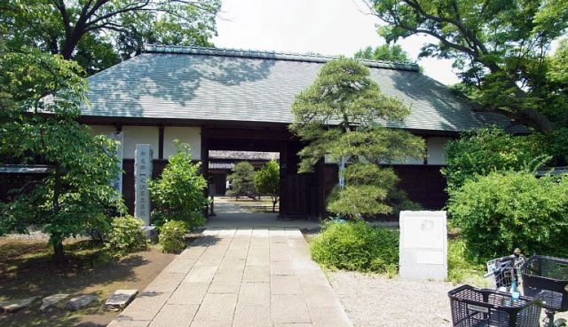 一之江名主屋敷(江戸川区)