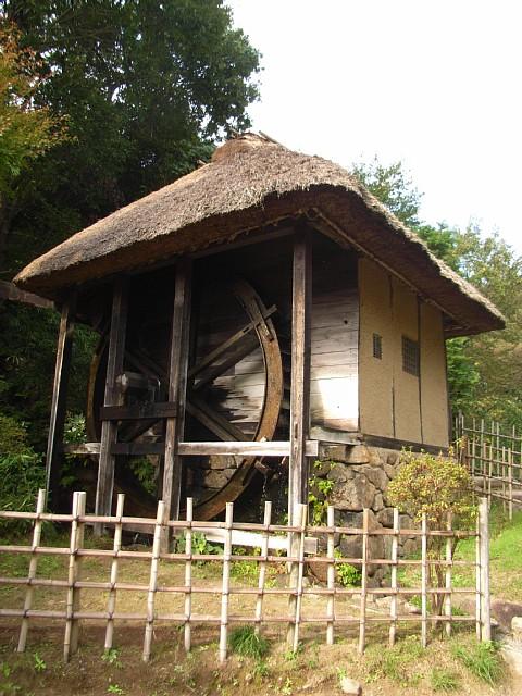 川崎市立 日本民家園 水車小屋