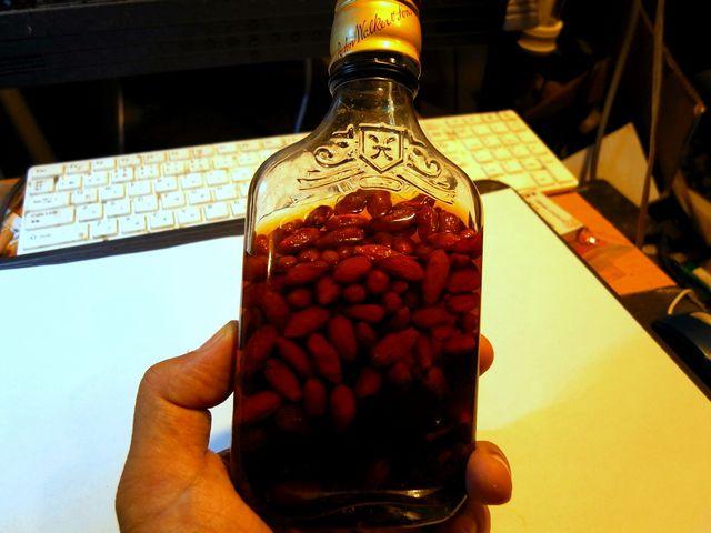 ゴジベリー酒