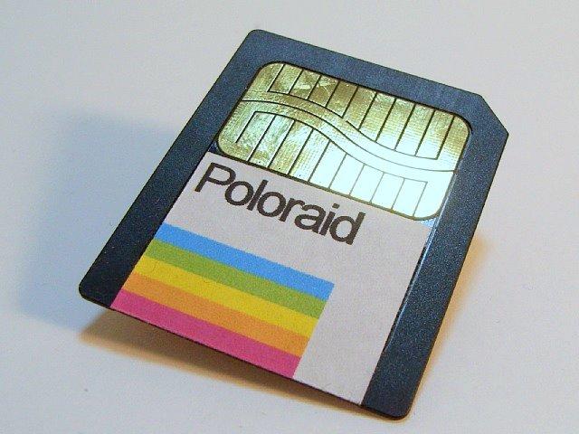 偽CFカード Poloraid