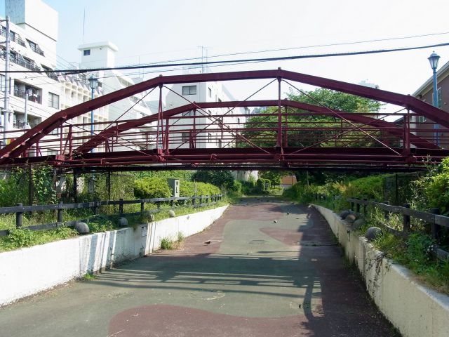 旧弾正橋(八幡橋)