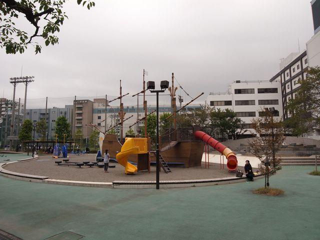 埠頭公園(港区)
