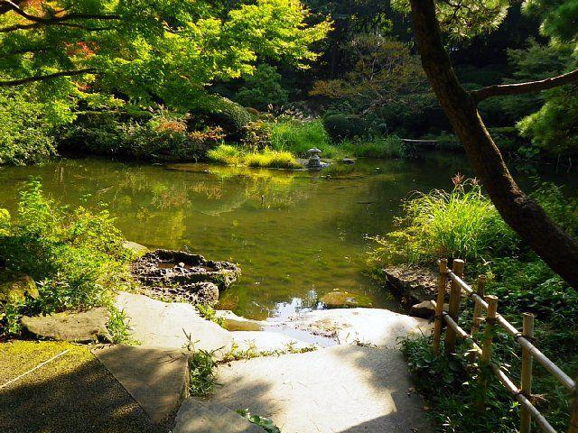 甘泉園公園(新宿区)