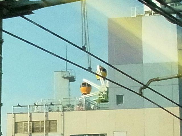 東急プラザ蒲田屋上観覧車 2014