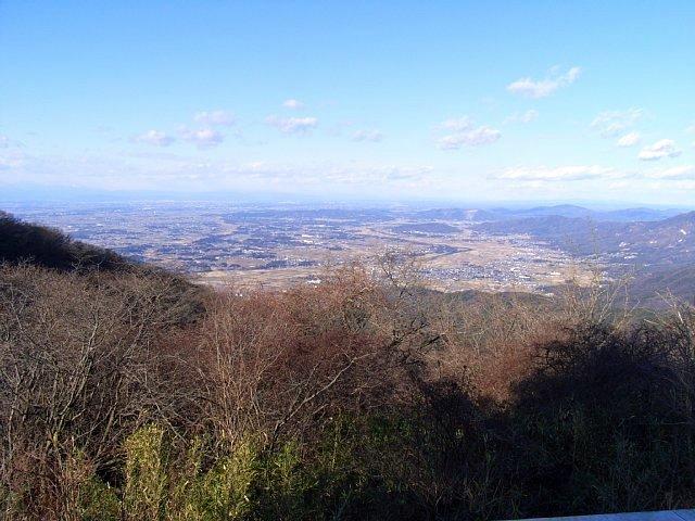 筑波山 眺望