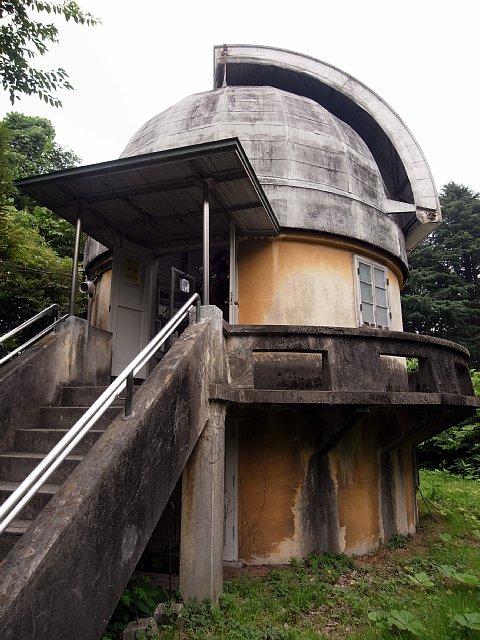 国立天文台三鷹キャンパス 第一赤道儀室