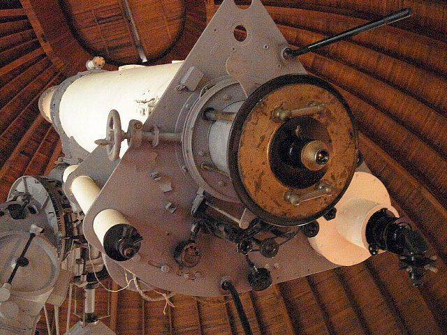 国立天文台三鷹キャンパス 65cm屈折望遠鏡