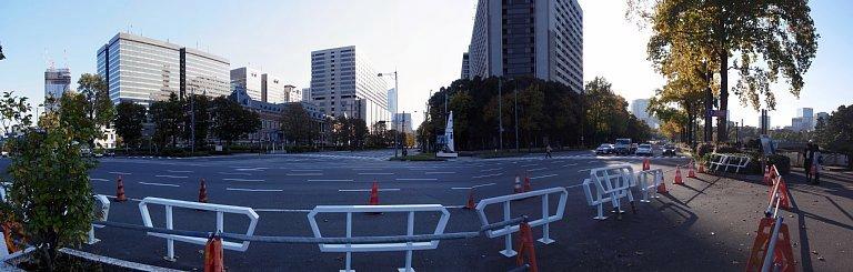 桜田門交差点