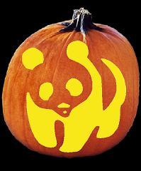 WWFの愛くるしいパンダ様