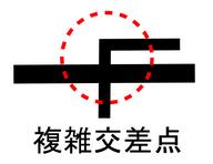 図 3.2.4: 十字路(4)