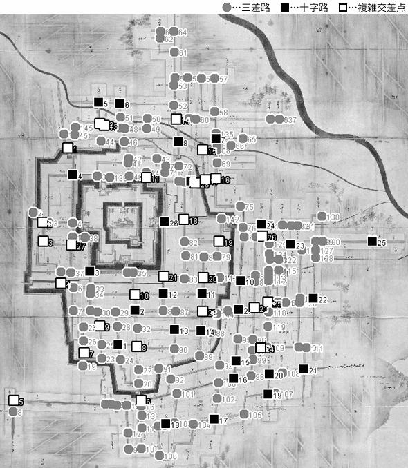 図 3.4.1.14: 山形城