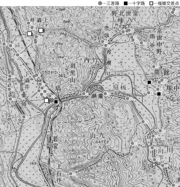 図 3.4.1.19: 常豊村(現・福島県塙町)