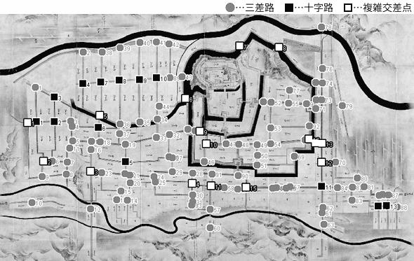 図 3.4.1.20: 白河城