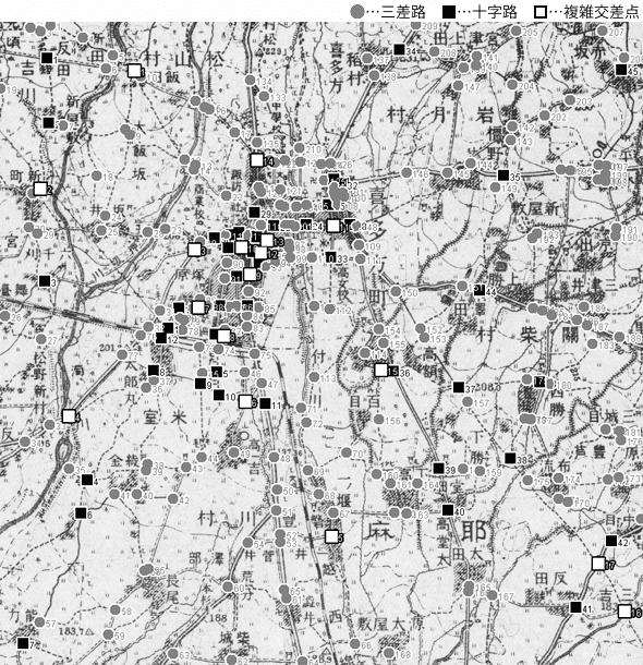 図 3.4.1.25 喜多方町(現・福島県喜多方市)