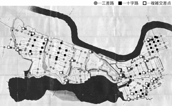 図 3.4.2.1: 水戸城