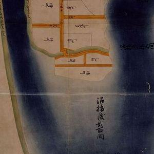 図 3.4.2.4: 古河城侍町