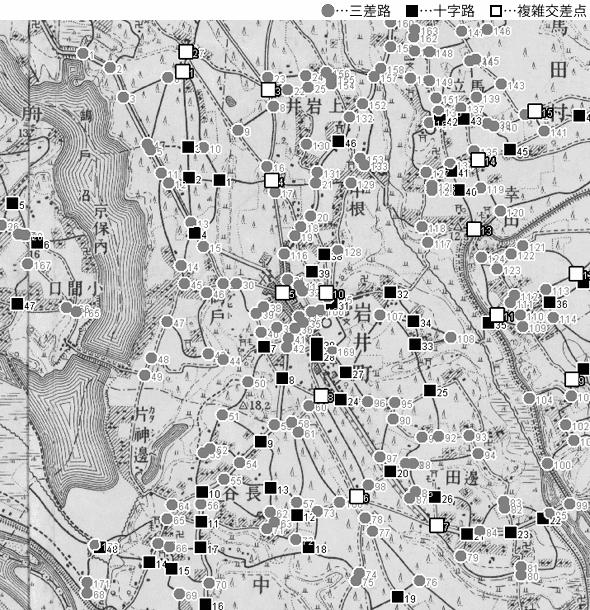 図 3.4.2.5: 岩井町(現・茨城県坂東市)