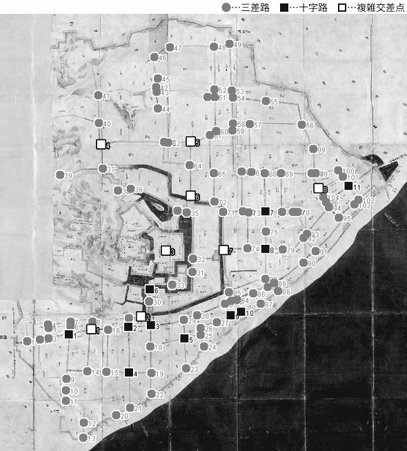 図 3.4.2.6: 小田原城