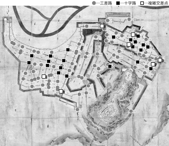 図 3.4.3.1: 村上城