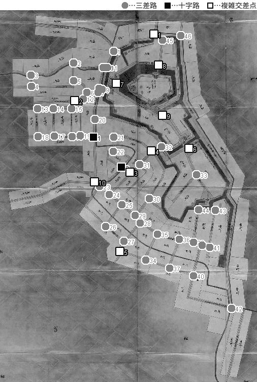 図 3.4.3.3: 新発田城