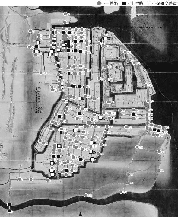 図 3.4.4.3: 桑名城