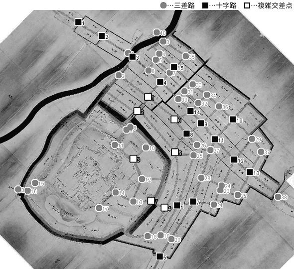 図 3.4.4.5: 松坂城