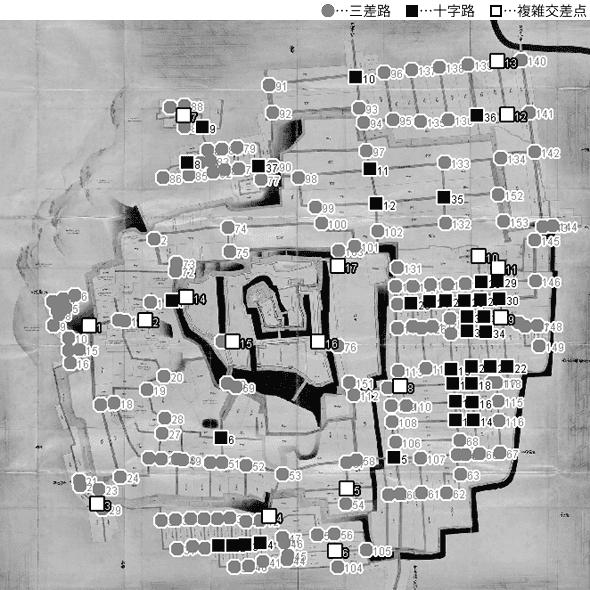 図 3.4.4.7: 大和郡山城